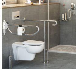 Esteetön wc